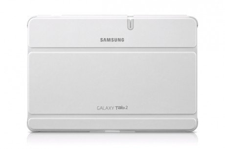 Чехол Samsung Book Cover for Galaxy Tab2 10.1 (White)