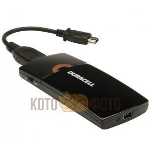 Duracell USB portable charger, 3 hour, 1150mAhDuracell<br><br>