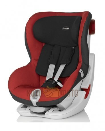 Автокресло детское Britax Roemer king II LS Chili Pepper