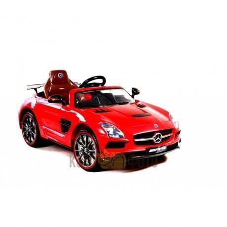Электромобиль RiverToys Mercedes Benz SLS A333AA (красный)