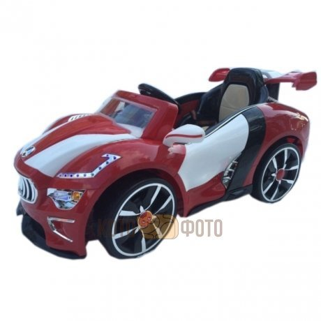 Электромобиль RiverToys Maserati A 222 AA (красный)