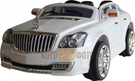 Электромобиль RiverToys Maybach M999MM (белый)