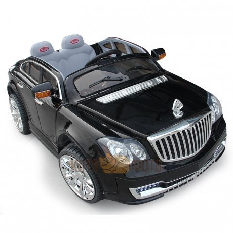 Электромобиль RiverToys Maybach M999MM (черный)