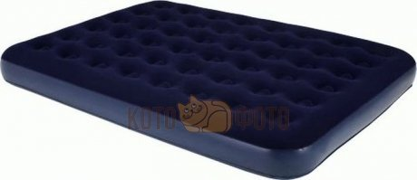 ������� �������� Relax JL020256N Flocked Air Bed Double 191X137X22 �����