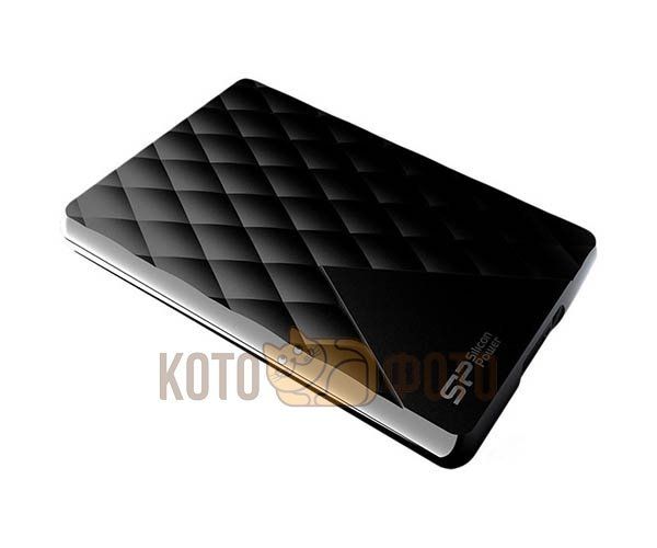 Внешний HDD Silicon Power Diamond D06 1Tb (SP010TBPHDD06S3K)