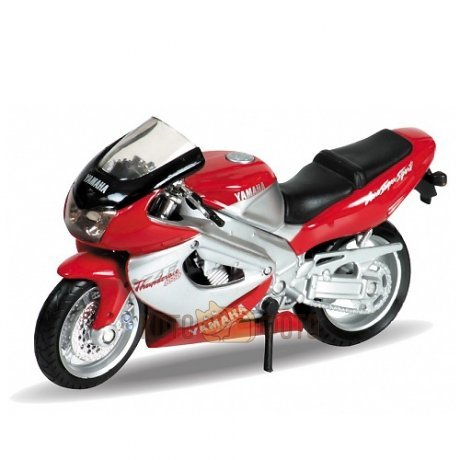 ������ ��������� Welly 1:18 motorcycle / Yamaha 2001 YZF1000R Thunderace