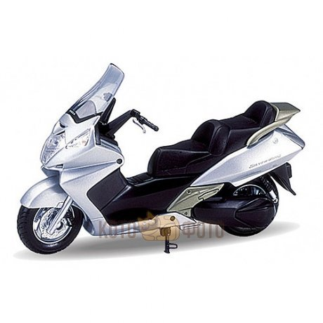 Модель мотоцикла Welly 1:18 Honda Silver Wing