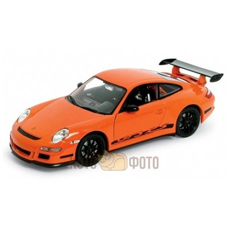 Модель машины Welly 1:24 Porsche Boxster S, convertible. Ассорт