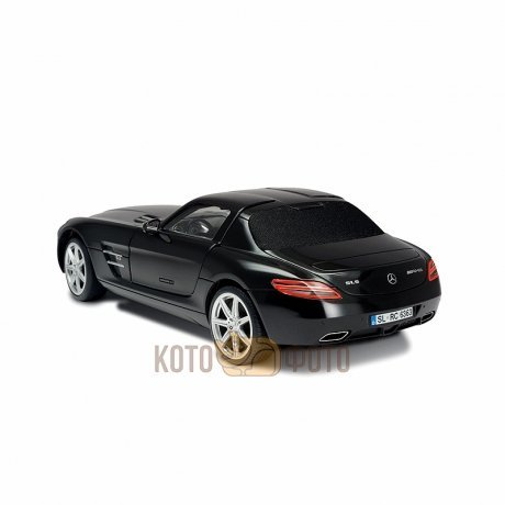 Машина Silverlit с управлением от iPhone/iPad/iPod через Bluetooth Mercedes-Benz 1:16 с колонкой