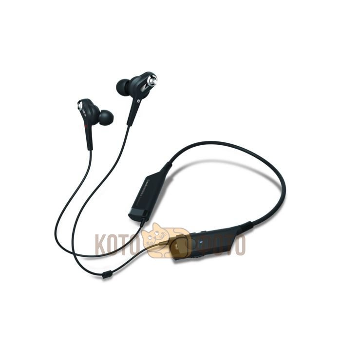 Фото - Наушники Audio-Technica ATH-ANC40BT bluetooth гарнитура intro hsw310