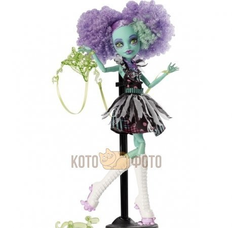 Кукла Mattel Monster High Шапито Хани Свомп