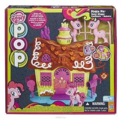 Набор игровой Hasbro My little pony Набор MLP Pop Игровой