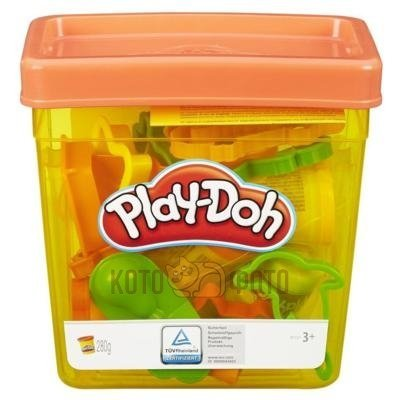 Игровой набор  Hasbro Play-Doh  Контейнер с инструментами