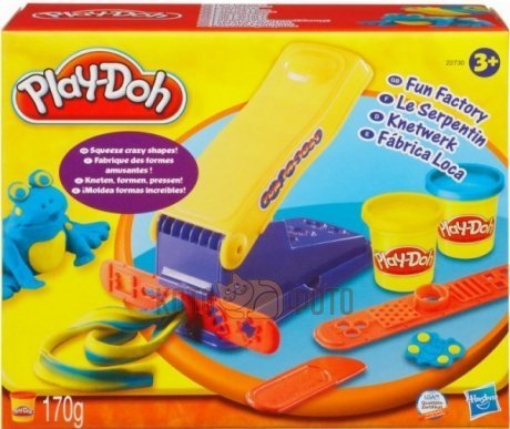 Набор Hasbro Play-Doh Мини Веселая Фабрика