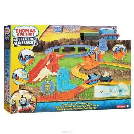 Набор игровой Thomas and Friends делюск Раскопки динозавров