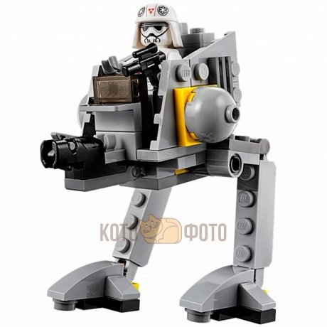 Конструктор Lego Star wars AT-DP