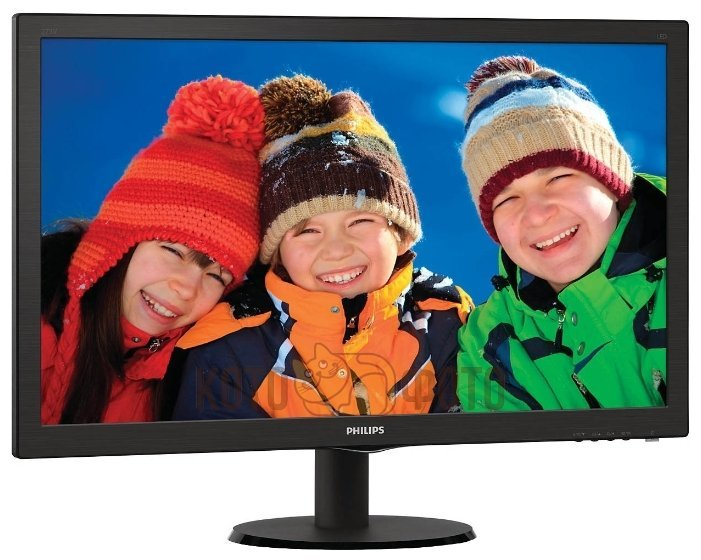 Монитор PHILIPS 273V5LSB (00/01) монитор philips 273v5lsb 01
