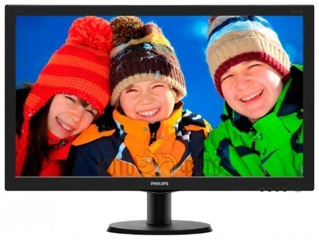 Монитор Philips 27 273V5QHAB 300cd 1920x1080 D-Sub FHD