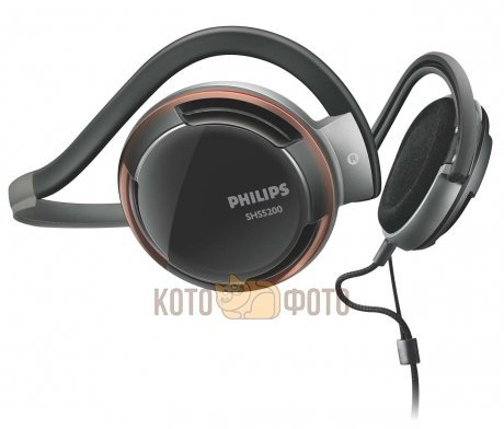 Наушники Philips SHS5200/00 philips shs5200 10