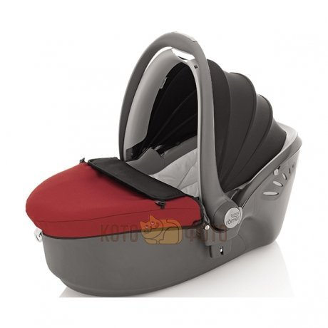 Автокресло детское Britax Roemer Baby-safe Sleeper Chili Pepper