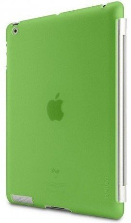 Чехол Belkin для iPad 2 Snap Shield belkin shield swing case cover for ipad air
