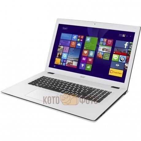 Ноутбук Acer Aspire E5-573G-58XK Core i5 5200U (4Gb/1Tb/DVD-RW/nVidia GeForce GF 940 2Gb)