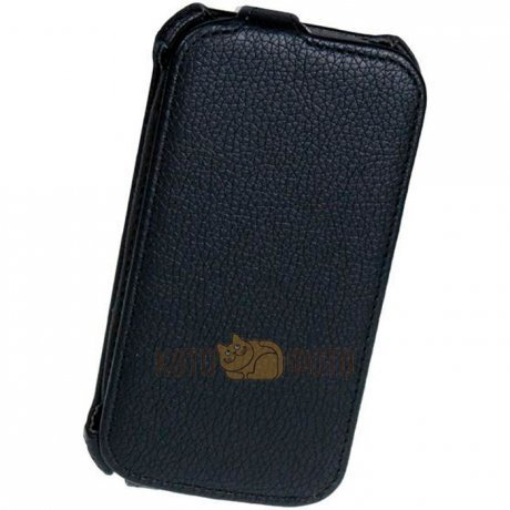 Partner Чехол Flip-case Alcatel 6043-Idol X+ (черный)