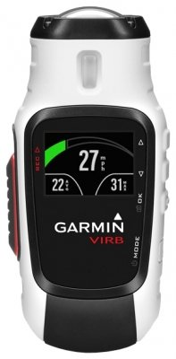 Экшн-камера GARMIN VIRB Elite Dark (тёмно-серая)
