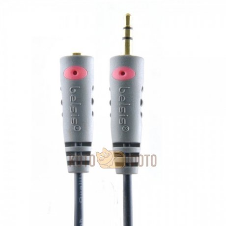 ������ Jack 3,5 mm Stereo ����� - Jack 3,5 mm Stereo �������, ����� 5.0 �(SG1135)