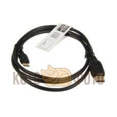 Кабель HQ HDMI - mini HDMI V 1.4 1.5 метра (CABLE-5505-1.5)