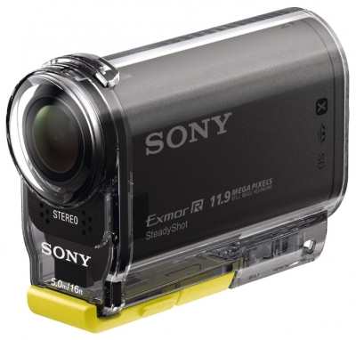 Экшн камера Sony HDR-AS20