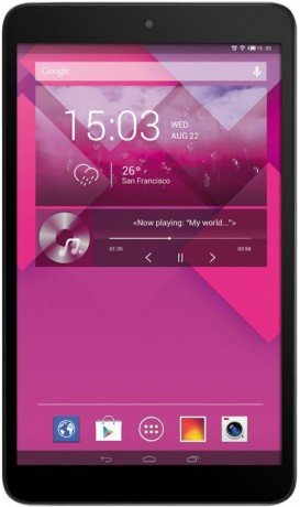 Планшет Alcatel OneTouch POP8 3G OTP320X black