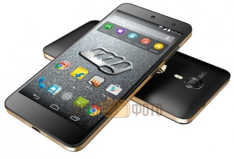 Смартфон Micromax Canvas Xpress 2 E313 Black Champagne