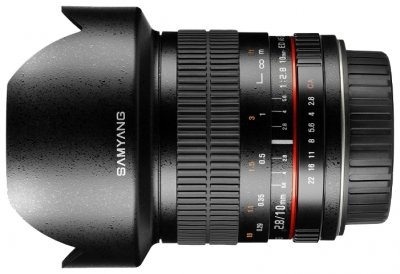 �������� Samyang 10mm f;2.8 ED AS NCS CS Samsung NX