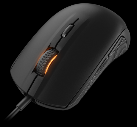 Компьютерная мышь SteelSeries Rival 100 (62341)