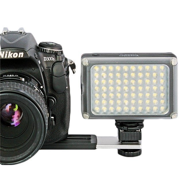 Фото - Осветитель YongNuo LED YN-0906-II meike mk930 ii mk930 ii as yongnuo yn560ii yn 560 flash speedlight for nikon d5200 d5100 d3200 d7100 d7000
