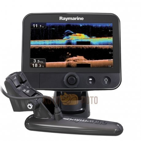 ������-����������� Raymarine Dragonfly 7 � �������� CHIRP CPT-60 �70231