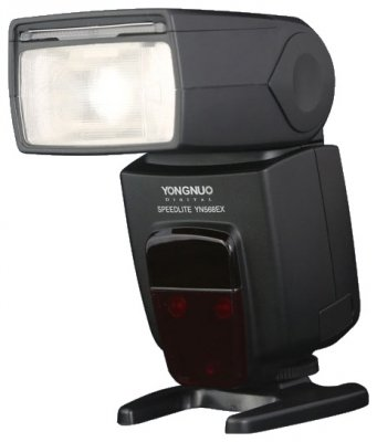 Вспышка YongNuo Speedlite YN-568EX for Nikon чехол flip case универсальный для highscreen thor highscreen spider
