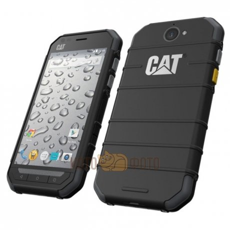 Смартфон Caterpillar Cat S30 Black Slate