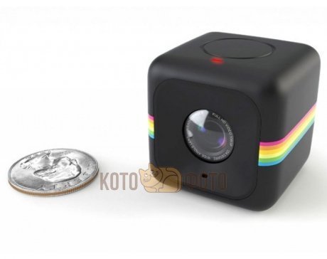 Экшн-камера Polaroid Cube Black