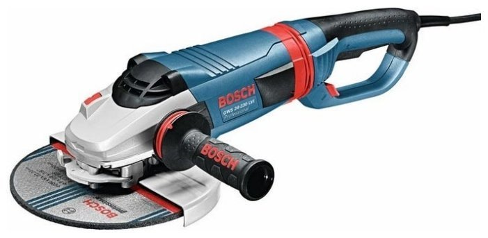 Углошлифмашина Bosch GWS 26-230 LVI (0.601.895.F04) new original p fncn40 u1 n0 no warranty for two year