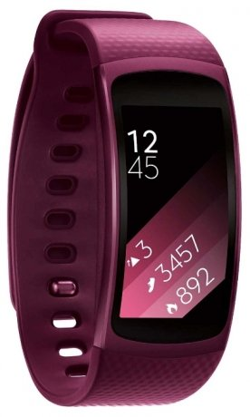 Смарт-часы Samsung Galaxy Gear Fit 2 SM-R360 Pink