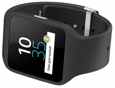 Умные часы Sony SmartWatch 3 SWR50 Black