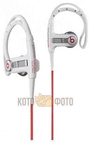 Наушники Beats PowerBeats белые