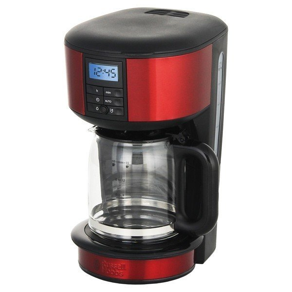 Кофеварка Russell Hobbs 20682-56 кофеварка russell hobbs 20681 56 legacy coffee polished черный