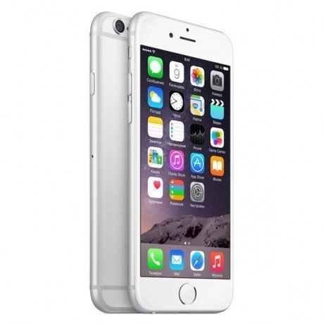 Смартфон Apple iPhone 6 Plus 128GB Silver MGAE2RU|A