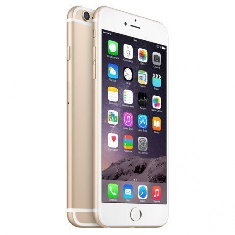 Смартфон Apple iPhone 6 64GB Gold MG4J2RU|A