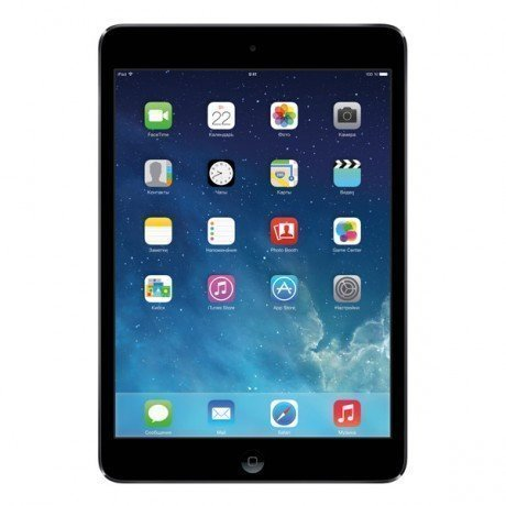 Планшет Apple iPad mini 2 Wi-Fi 16GB Space Gray (ME276RU|A)