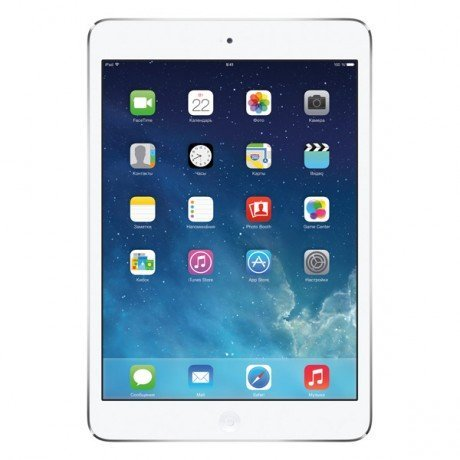 Планшет Apple iPad mini 2 Wi-Fi Cell 32Gb Silver (ME824RU/A)