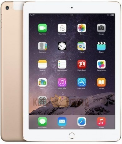Планшет Apple iPad Air 2 Wi-Fi Cell 128Gb Gold (MH1G2RU/A)